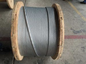 Aluminum Clad Steel Wire (acs) to IEC /ASTM /DIN Standard pictures & photos