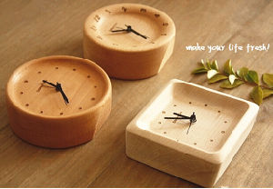New Custom Nature Wooden Clocks pictures & photos