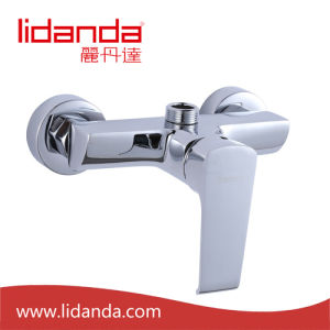 Contemporary Shower Faucet with Chrome Finish pictures & photos