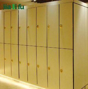 2016 Fashion Design Compact Laminate Storage Locker pictures & photos