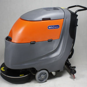 Walkbehind Cleaning Machine on Hard Floor pictures & photos