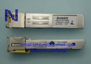 Original Avago Abcu-5710rz - Rj145 1.25gbps 850nm 300m Avago Fiber Optic Module