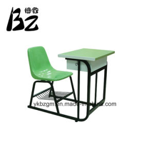 Conjoined Desk and Chair /School Furniture (BZ-0147) pictures & photos