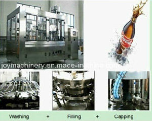 Turnkey Project Carbonated Drink Production Line pictures & photos