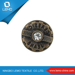 High Quality Shank Jeans Button pictures & photos