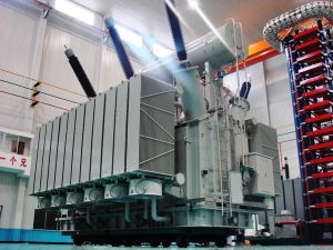 Oil Immersed Power Transformer / Three Phase Electric Arc Furnace Transformer pictures & photos