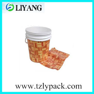 in Mould Label/Iml/in Mold Label for Truck Oil Tank pictures & photos