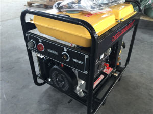Portable Diesel Welder Generator Fsh6500dew pictures & photos