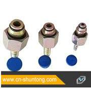 High Quality Metric Female Hydraulic Fitting (With O-ring seal)