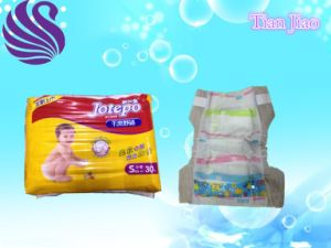 Wholesales and Super Absorbent Sleepy Baby Diapers (M size) pictures & photos