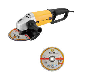 230mm Industrial Grade Angle Grinder pictures & photos