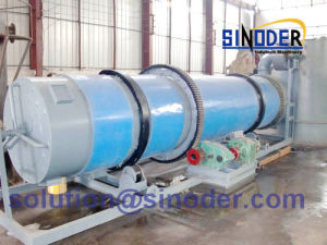 Fertilizer Rotary Dryer, Coal Rotary Dryer, Cow Manure Rotary Dryer, Rotary Drum Dryer pictures & photos