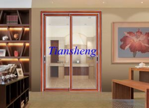 Aluminium Profile Sliding Soundproof Doors with As2208 Australian Standard pictures & photos