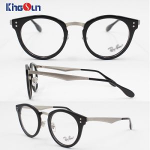 China High Quality Acetate with Metal Optical Frames Manufacturers 1109 pictures & photos