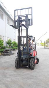 CE Gasoline-LPG Duel Fuel Forklift pictures & photos