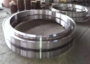 En Alloy Steel F316L Forged Steel Ring for Customized Forging Disc pictures & photos