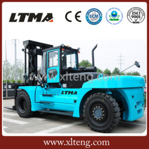 China 33 Ton Diesel Forklift for Sale pictures & photos