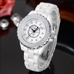 Customer Design Quartz Movement Plastic Lady Watch
