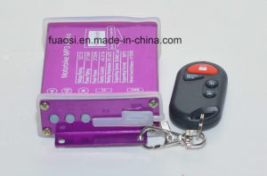 MP3 Audio Motorcycle Alarm System with Wheel Shapre Speaker pictures & photos