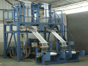 Double Head Blown Film Extrusion Machine pictures & photos