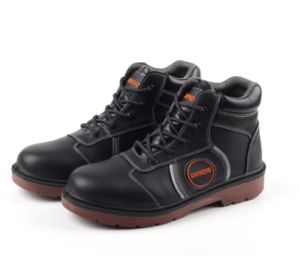 New Style Injected PU Outsole Safety Boot (SN5154) pictures & photos