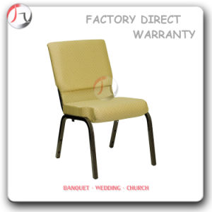 Black Fabric Golden Legs Modern Auditorium Chair (JC-22) pictures & photos