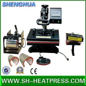 Hot Sale Multi-Function Heat Transfer Machine 6 in 1 pictures & photos