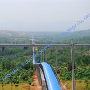 Environmental Protection Tubular Conveyor Pipe Conveyor for Power Plant pictures & photos