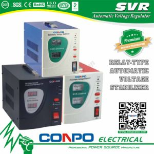 SVR Series Relay-Type Automatic Voltage Regulator/Stabilizer pictures & photos