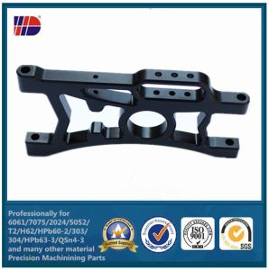 Black Oxidation Machinery Part for Aluminum Wheelchair pictures & photos