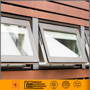 China Commercial Top-Hung Aluminium Projected Windows pictures & photos