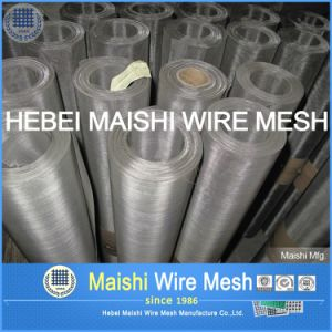 Filter and Screen Application 316 Stainless Steel Printing Wire Mesh pictures & photos