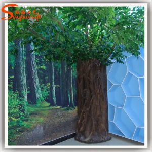 High Imitation Fiber Glass Artificial Ficus Tree pictures & photos
