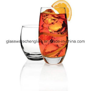 Glass Tumblers with Translucent Finish (B-C022) pictures & photos