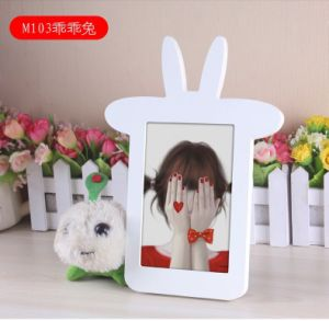 Cartoon Wooden Photo Frame/Kids Photo Frame/Cheap Gifts Photo Frame/Wooden Photo Frame Cx-PT12 pictures & photos