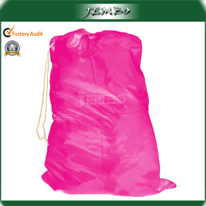 "30""X40"" 210d Nylon Polyeter Drawstring Laundry Bag pictures & photos"