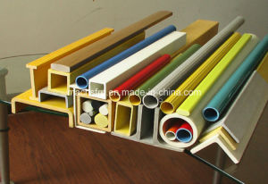 GRP Pultruded Round Tube with High Strength pictures & photos