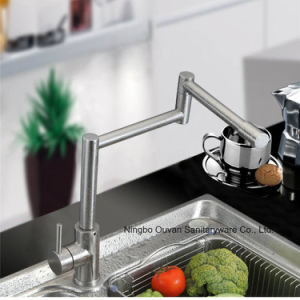 Hot and Cold Water Dispenser Granite Top Kitchen Faucet pictures & photos