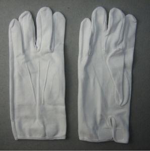 White Cotton Work Glove pictures & photos