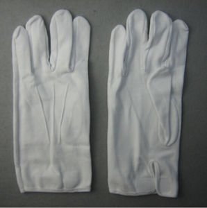 White Light Weight Cotton Work Glove pictures & photos
