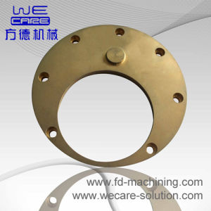Cast Steel Investment Casting by Soluble Glass
