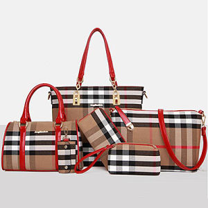 Woman Designer Bag Set 6 in 1 Bag Set (SY6822) pictures & photos