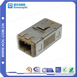 Fiber Optical Adapter for Mu Duplex pictures & photos