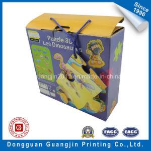 Custom Educational Children Paper 3D Puzzle pictures & photos
