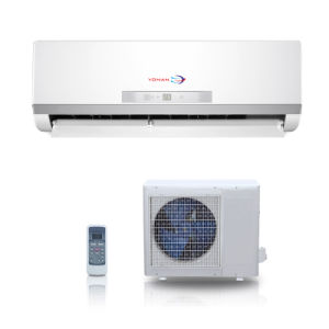 50Hz Cooling and Heating 7000BTU Yonan Mini Split Air Conditioner