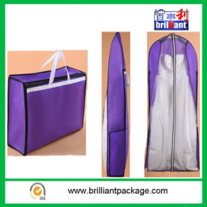 Non-Woven Dress Bag with Handbag pictures & photos