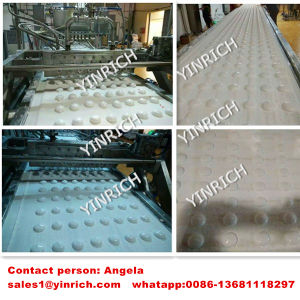 Candy Machine Cotton Machine Deposited & Extruded Combined Marshmallow Line (JEM120) pictures & photos
