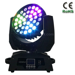 RGBW LED 4in1 Wash Moving Head Light pictures & photos