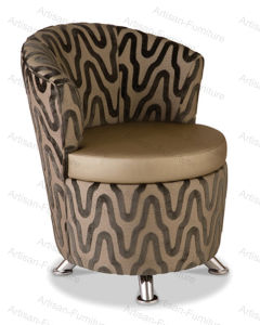Swivel Stool Rotunda Tub Chair (JP-C-008)