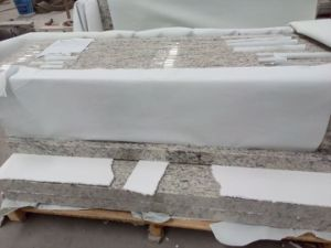 White Rose Granite Stone Countertop for Kitchen, Bathroom pictures & photos